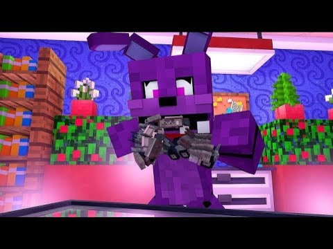 Minecraft Fnaf: Secret animatronic experiment (Minecraft Roleplay)