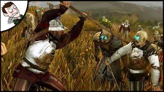 DESPERATE KISLEV SURVIVAL! Total War WARHAMMER Mod Gameplay!