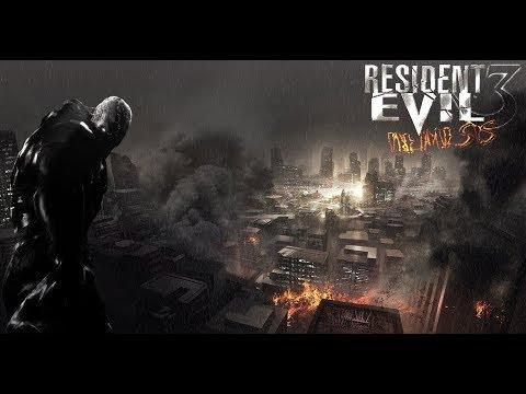 Тук тук, я человек ночной стрим   Resident Evil 3: Nemesis #2