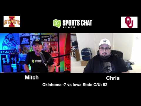 Oklahoma at Iowa State - College Football Picks & Prediction  - Saturday 10/3/20 | Sports Chat Place
