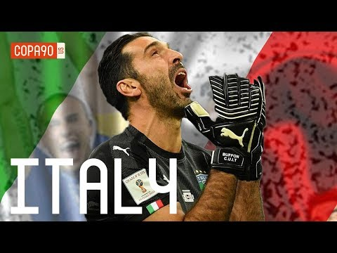 The Real Reasons Italy Didn't Qualify for the World Cup