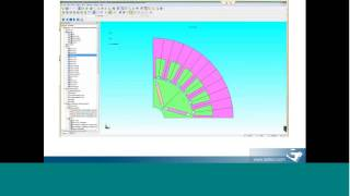 Multi Objective Optimization for an Electric Motor Design Using modeFRONTIER and JMAG 10 am US EDT]