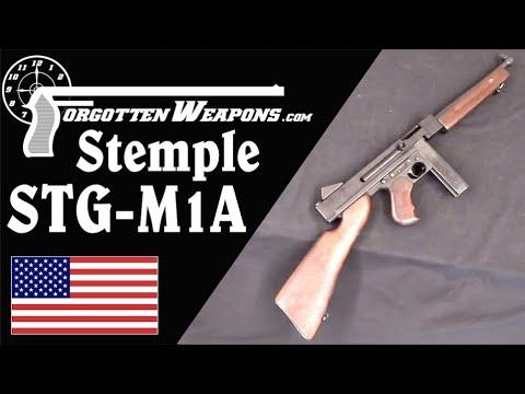 Stemple 76/45 + Russian Lend-Lease Thompson Kit = STG-M1A