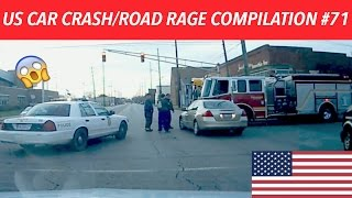 🇺🇸 [US ONLY] AMERICAN CAR CRASH/ROAD RAGE COMPILATION #71