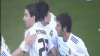 athletic bilbao vs real madrid gol de kaka 2