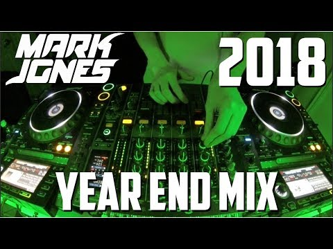 2018 YEAR END TECH HOUSE MIX