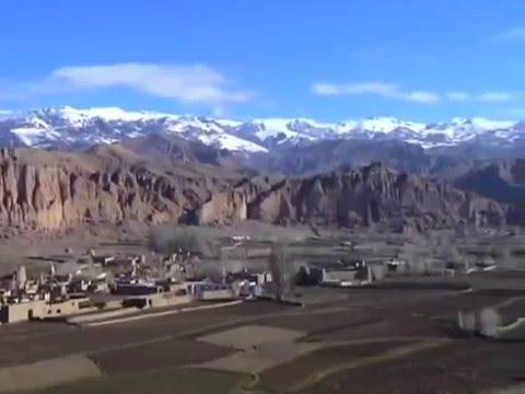 From Kabul to Bamiyan, Afghanistan