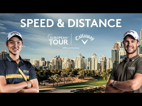 How to generate Speed & Distance with Min Woo Lee and Thomas Detry | Callaway Tour Tips