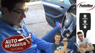DTE PEDALBOX Tuning | Einbau und Test BMW E46 | E90 E60 Tutorial [HD]