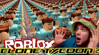 CREATING an ARMY of CLONES!  | THE CLONE TYCOON | ROBLOX #34
