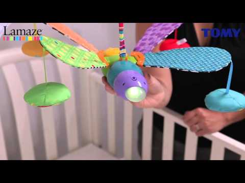 Lamaze Freddie The Firefly Musical Mobile Mom Interview