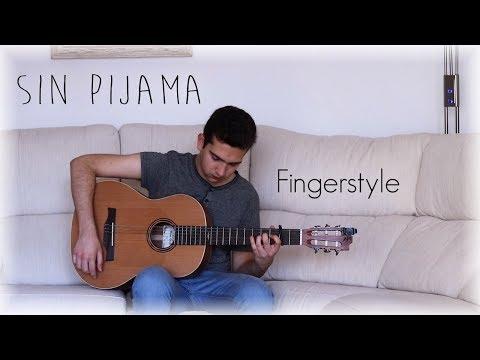 Sin Pijama – Becky G, Natti Natasha – Cover Guitarra (Fingerstyle)