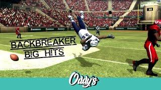 Backbreaker Big Hits: Extracurricular Activity