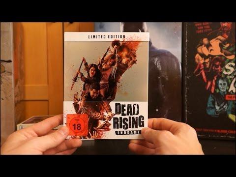 Dead Rising 2 Endgame Trailer 2016 Zombie Horror Movie Youtube