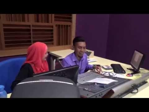 Suwara interview di RTM Sabah.fm