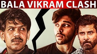 Varma dropped, What really happened? | Bala | Druv | Vikram