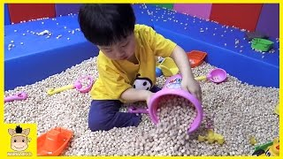 Indoor Playground for Kids and Family Fun Toy Play | MariAndKids Toys