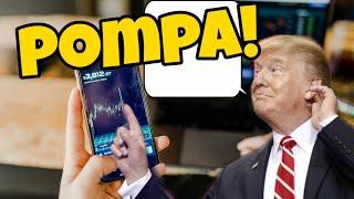 GIEŁDA NAJWYŻEJ W HISTORII - Trump nie pozwoli na spadki - Albert Rokicki Longterm na giełdzie