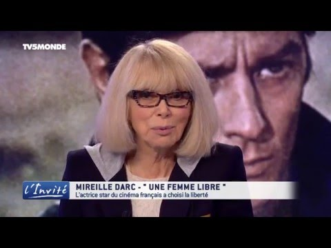 """Mireille DARC : """"Delon, ma vie, mes amours"""""""