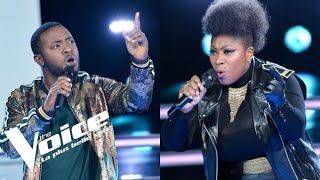 Gambar cover Johnny Hallyday – Que je t'aime   Verushka VS Samson   The Voice France 2020   Battles