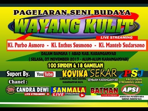 LIVE STREAMING CANDRA DEWI TV// HUT 1 ABAD KAB. KARANGANYAR