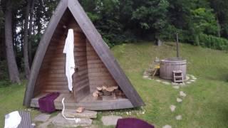 Glamping site Lake Bled