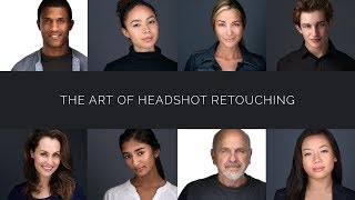 The Art of Headshot Retouching — Using Affinity Photo