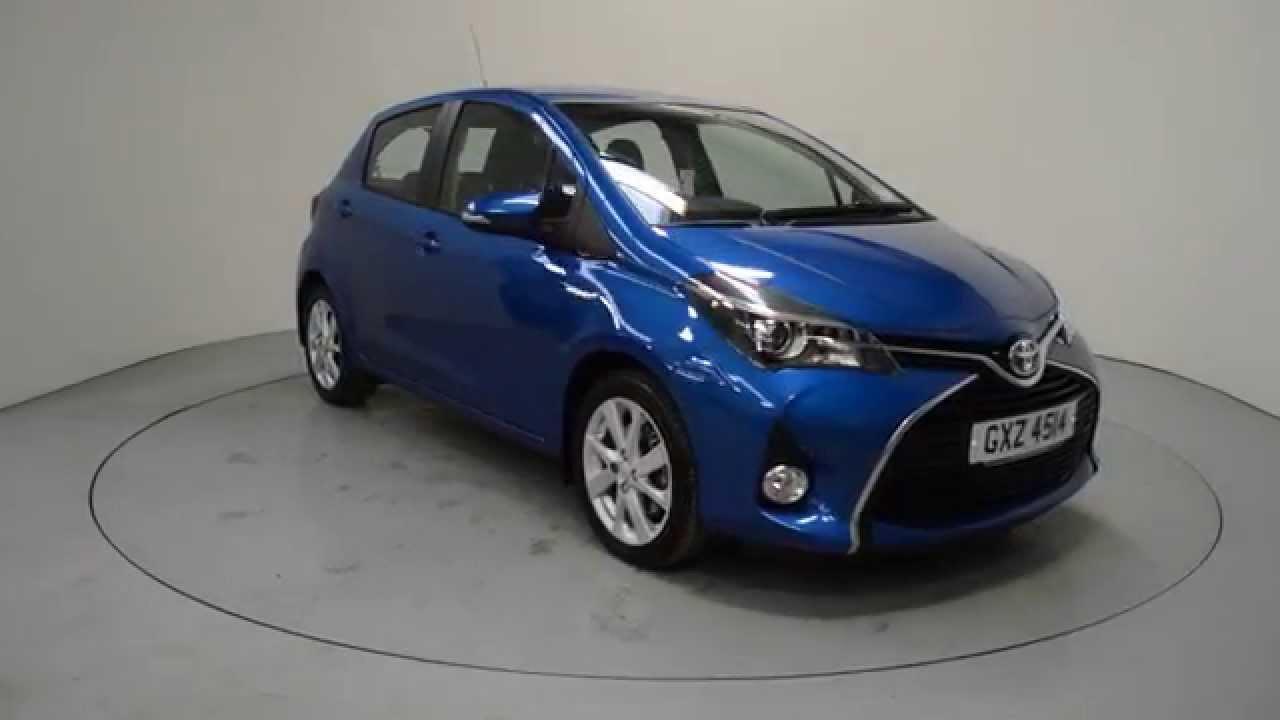 Used 2014 Toyota Yaris Used Cars For Sale Ni