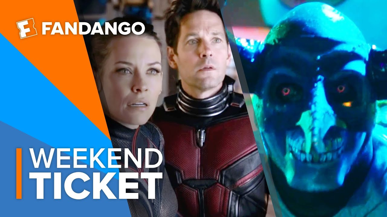 In Theaters Now: Ant-Man and the Wasp, The First Purge | Weekend Ticket