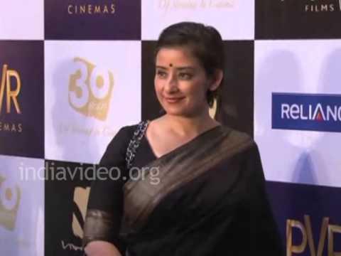 Manisha Koirala undergoing treatment for ovarian cancer