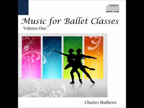 Music for Ballet Class Grand Allegro 3rd Shade Variation from La Bayadere