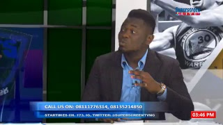 SuperScreen Sports Bit: Discussion On The Flying Eagles And The ATP World Tour Final