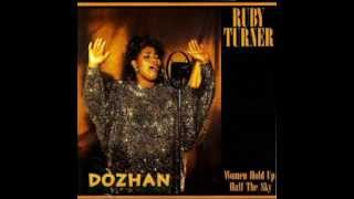 Ruby Turner   A woman left lonely