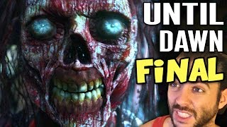 (SIN CENSURA) EL FINAL MÁS GORE DE LA HISTORIA  | Until Dawn Final