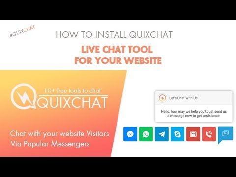 WP Chat Button  -  Installation & Configuration Guide | FB Meseenger & WhatsApp Chat Button Plugin