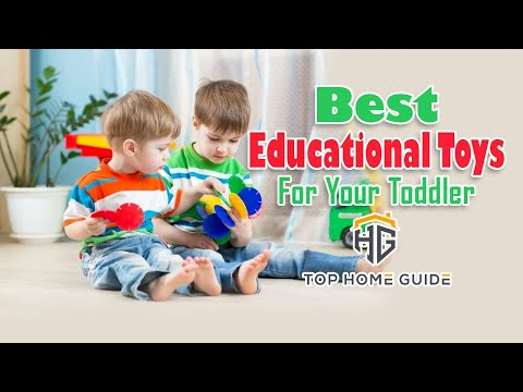 The 8 Best Educational Toys for Toddlers