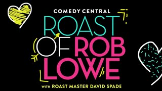 The Roast Of Rob Lowe Trailer | Comedy Central UK