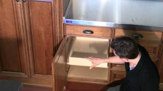 Install Rollout Shelf On To An Adjustable Shelf