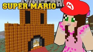 Minecraft: THE PRINCESS IS SAVED!! - SUPER MARIO BROS - Custom Map [8]