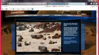 mars curiosity rover 2014--we are gettinG screwed
