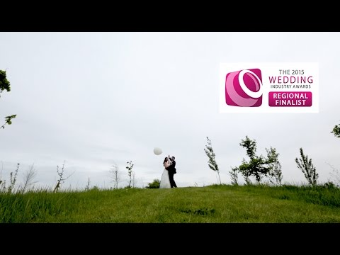 Wedding highlights film, South Farm, Royston, Hertfordshire wedding videographer