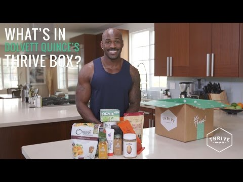 The Biggest Loser Trainer Dolvett Quince s Off His Favorite Foods