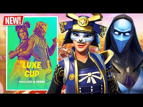 $100,000 Luxe Cup Finals! (Fortnite Battle Royale) thumbnail