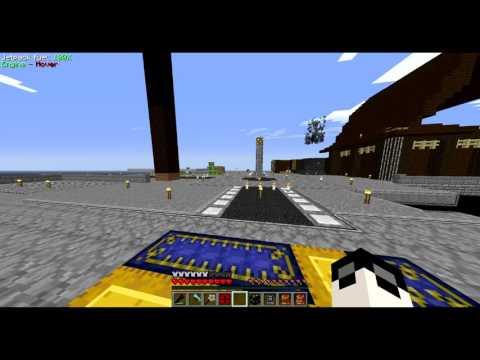 FTB Infinity Skyblock E25 | Turbine & Some Thaumcraft!