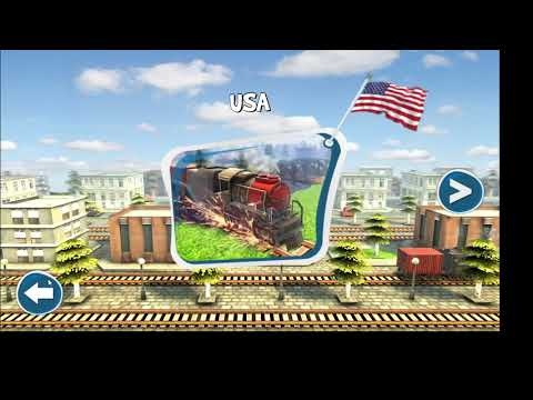 Playing Trainz Trouble 1. |