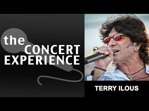 Terry Ilous Interview | AfterBuzz TV's The Concert Experience