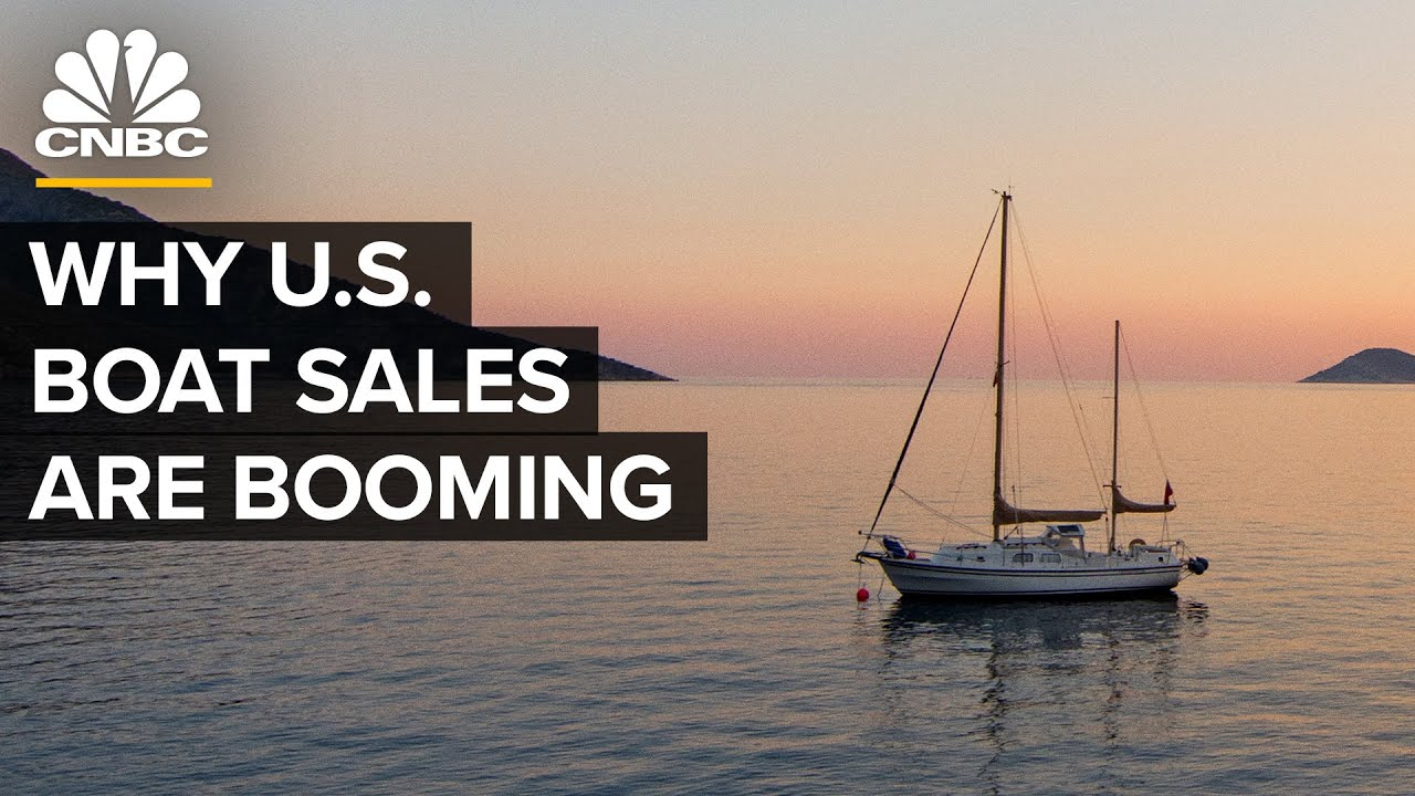 Why U.S. Boat Sales Are Booming