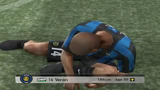 Pro Evolution Soccer 5 - 2005 - Inter Milan VS A.C. Milan (PC)