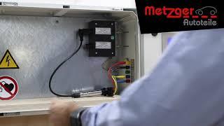 Zündspulenprüfstand bei Metzger Autoteile