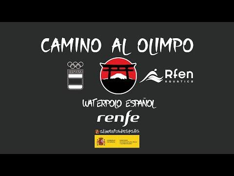 Camino al Olimpo - Waterpolo Español